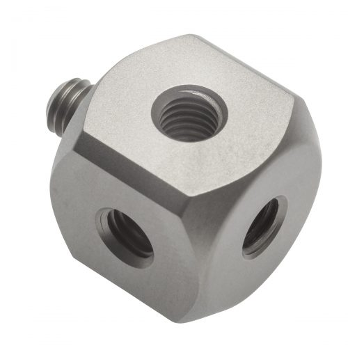 Cubes and Bolts