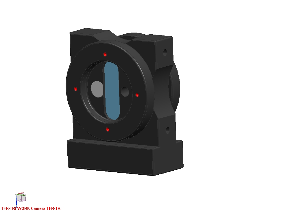 Short Range Straightness Interferometer (Wollaston Prism)