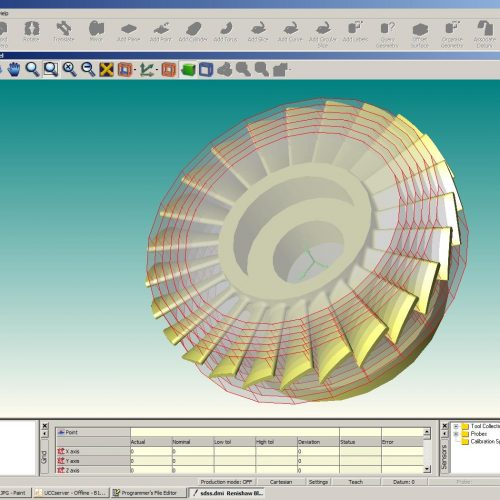 Modus CMM Software Training