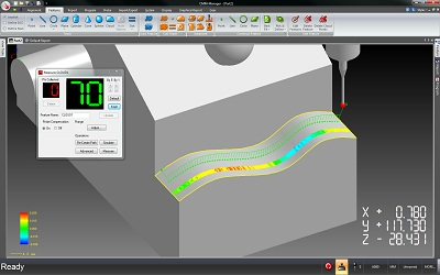 24 Hour CMM-Manager PH20 5-axis probe Software Training Class - Per Person