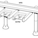 SCP80V rack port