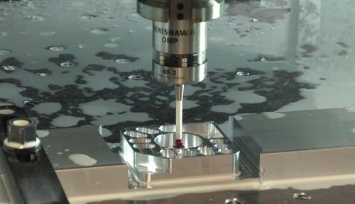 Inspection Probes for Machining Centers