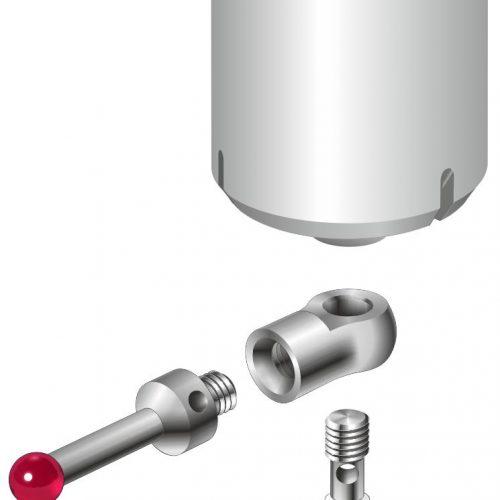 M4 Swivel adaptor