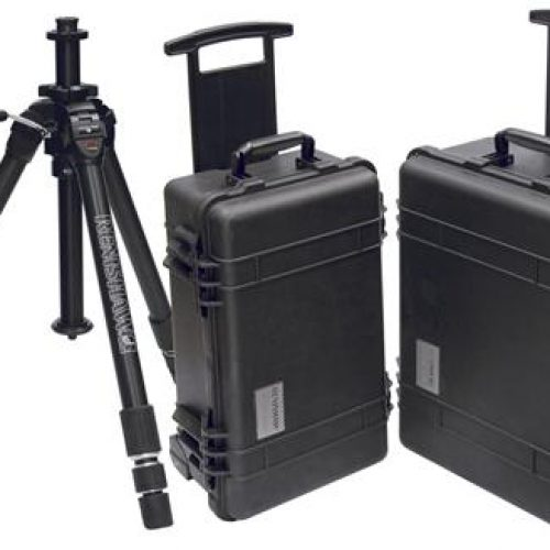 Tripod and Cases