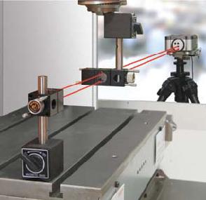 XL Laser Calibration System