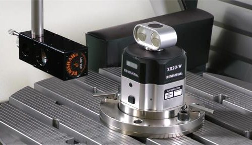 XR20-W Rotary Axis Calibrator and Components