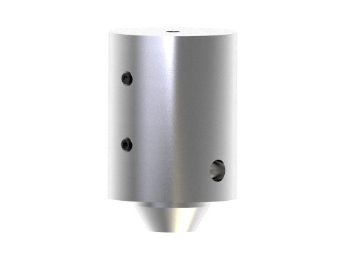 Conical holder