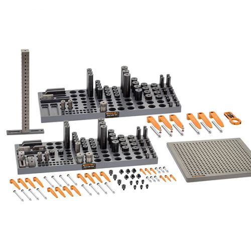 M6 Fixturing Kits - magnetic and clamping